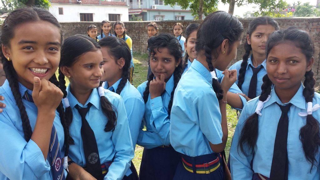 Patenschaften der Balkalyan Boarding School in Jhapa