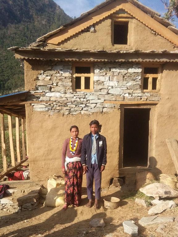 2018-BAJ-0001_Prakash_Nepali_Family