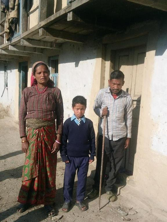 2018-BAJ-0005_Binod_Nepali_Family